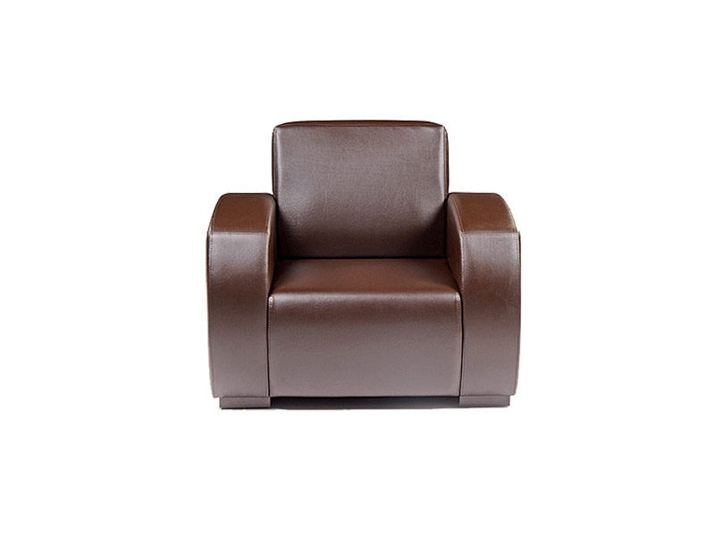 ADL Wood Footed Single Armchair OG P-3201